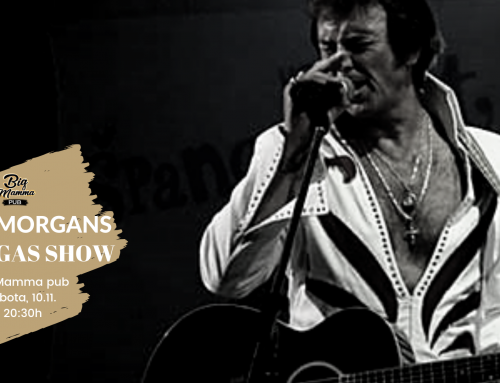 Ludo dobar provod u Big Mamma pubu: Tribute to Elvis Presley uz Steve Morgans Las Vegas Show
