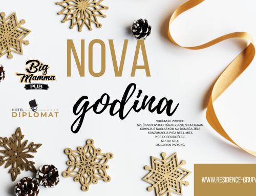 Doček 2019. godine: Najluđu novogodišnju noć provedite u Big Mamma pubu