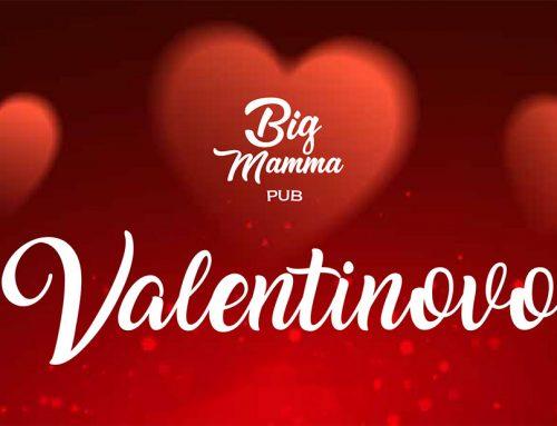 Valentinovo u Big Mamma Pubu